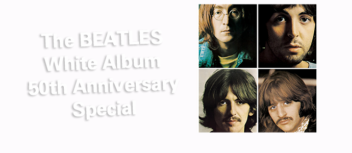 The Beatles 50th Anniversary of The White Album EHM Special